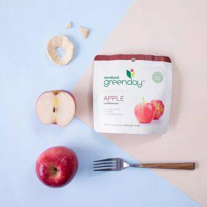Greenday แอปเปิ้ลอบกรอบ 12 กรัม