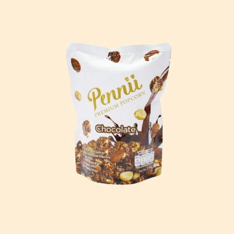 Pennii Premium Popcorn Chocolate (150 g)
