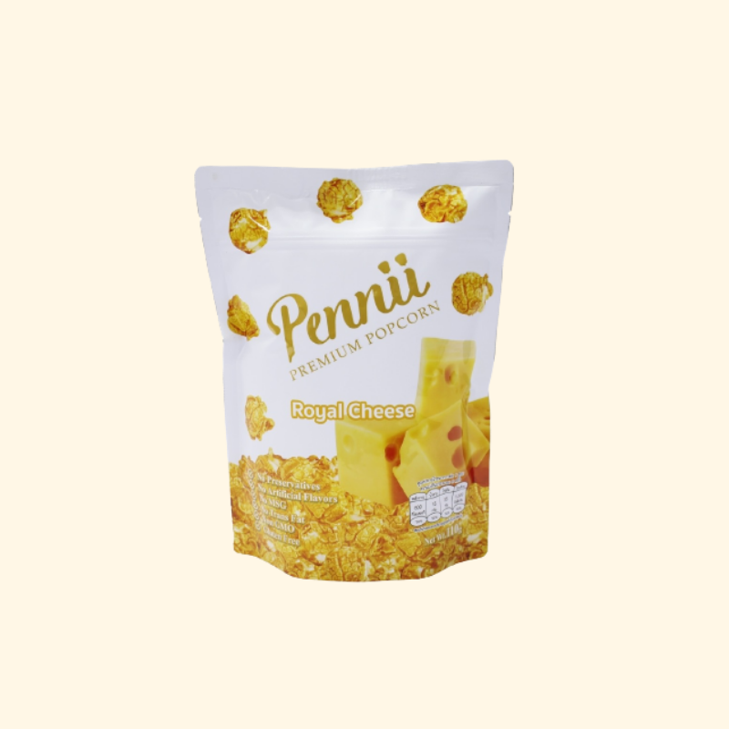 Pennii Popcorn Royal Cheese_MemagEat